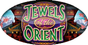 Игровой автомат Jewels of the Orient Microgaming