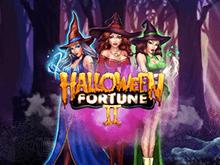 Игровой автомат Хеллоуин 2 - играйте на деньги онлайн